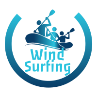 Wind Surfing Logo